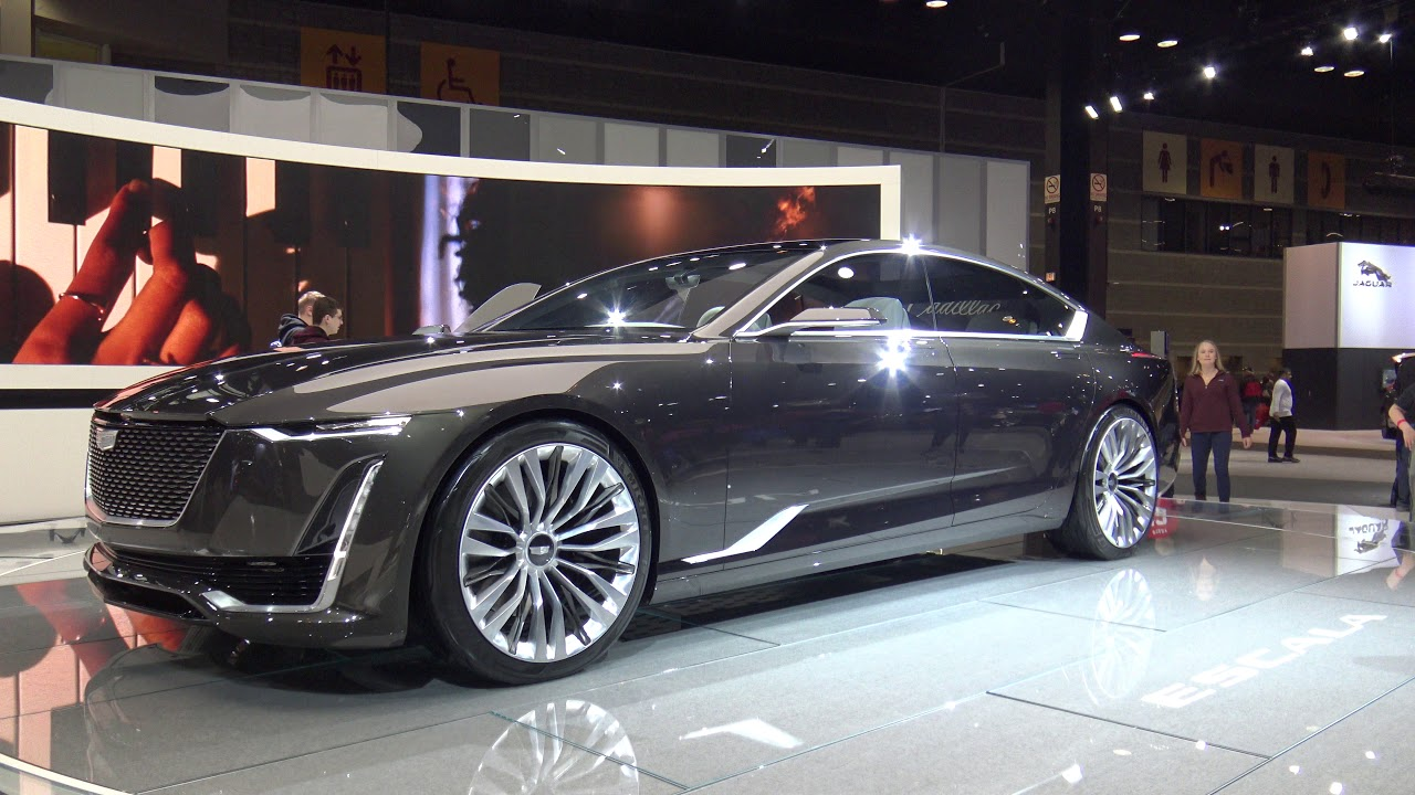 2019 Cadillac CT8 - YouTube
