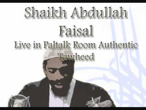 Shaikh Faisal Interview on Egypt and Uprisings - February 8, 2011