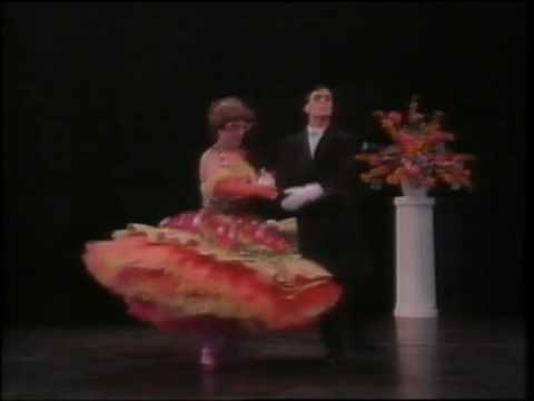 Wayne Sleep - DASH - Ballroom & Latin Satire...