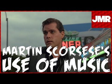 How Martin Scorsese Uses Music