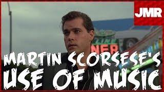 How Martin Scorsese Uses Music