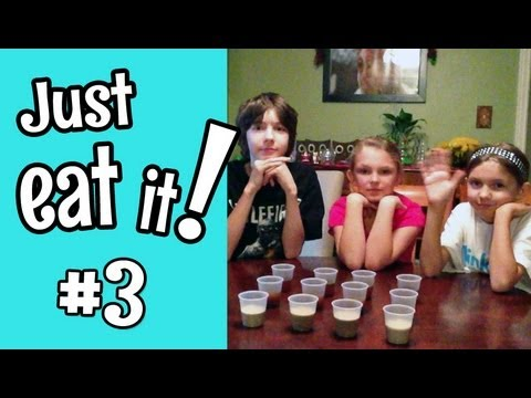 Just Eat It! #3 – Amazing Grass Drink Powder for Kids