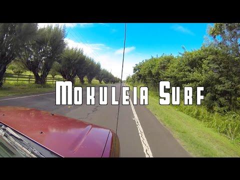 Mokuleia Surf