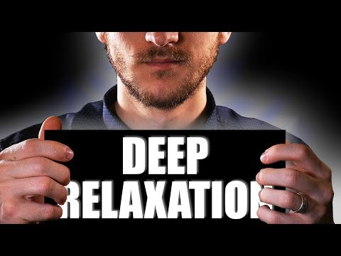 Deep Relaxation Session ASMR whispered