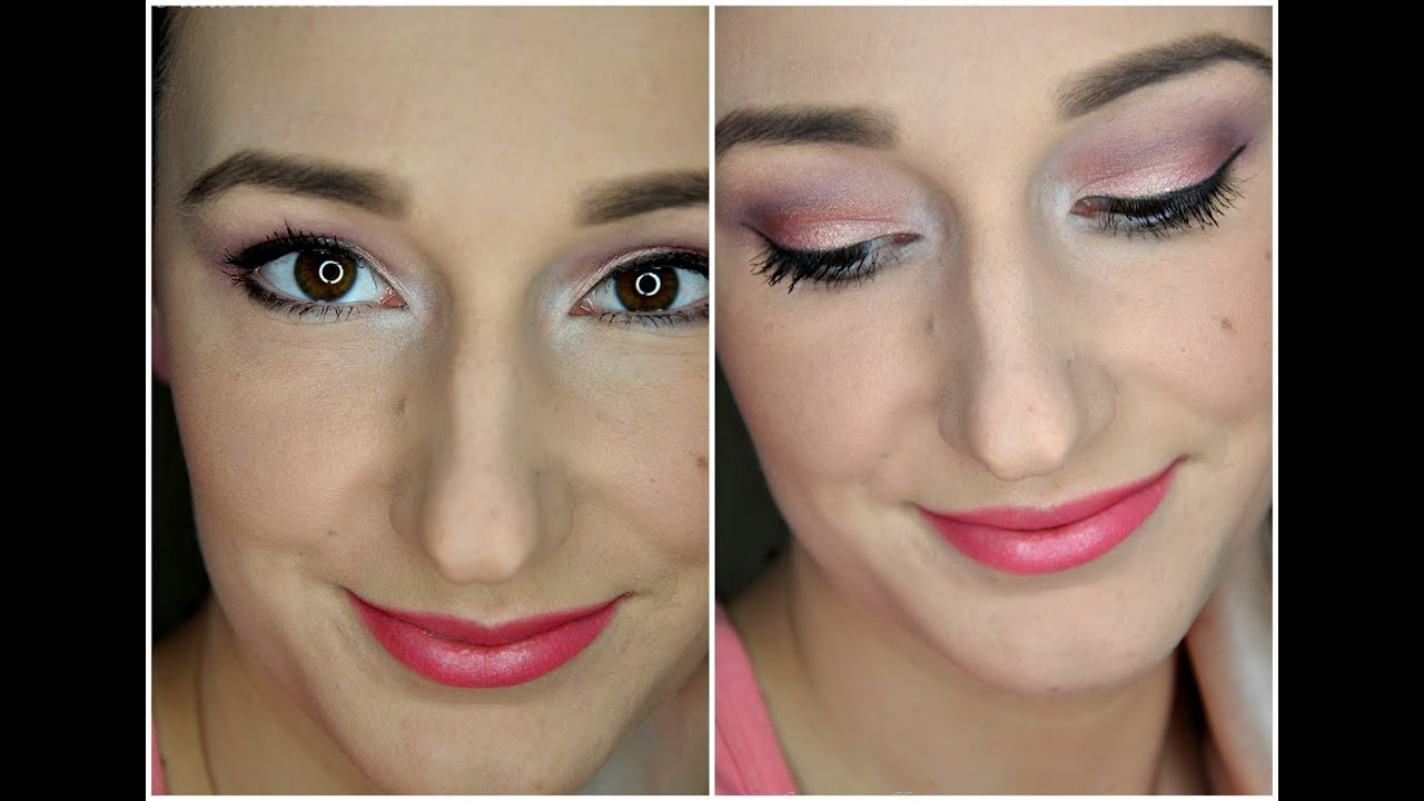Jak wykonać prosty dzienny makijaż dla każdej tęczówki