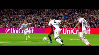 Neymar vs Bayer Leverkusen Home HD 1080i 29092015 by MNcomps