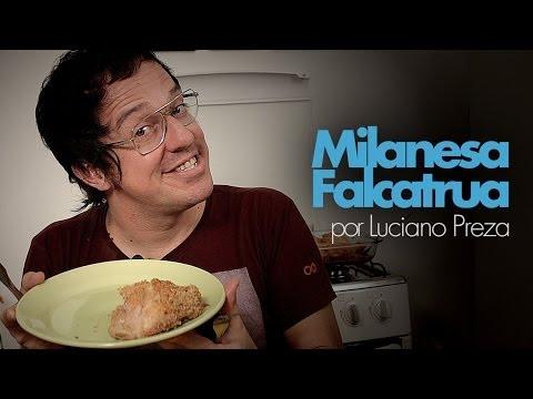 Preza da Cartolas - Receita: Milanesa Falcatrua #CozinheiroAmador