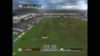 Rugby 08 World league ep1