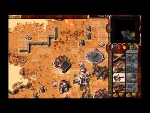 Dune 2000 Harkonnen Mission 9 - Version 1 (Hard)