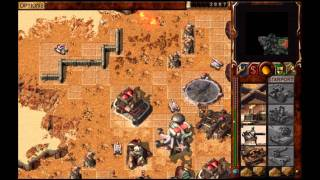 Dune 2000 Harkonnen Mission 9 - Version 1 (Hard)