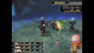 .hack//G.U. Vol. 1: Rebirth PlayStation 2 Gameplay -