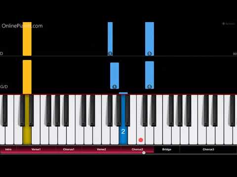 Charlie Puth - If You Leave Me Now (feat. Boyz II Men) - EASY Piano Tutorial