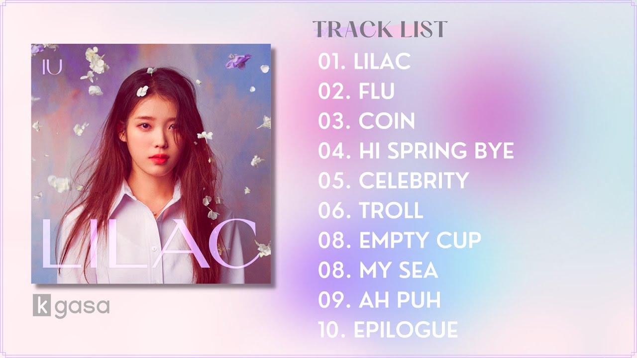 [Full Album] IU - LILAC (5th Album) [HQ Audio]