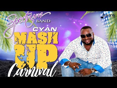 Spectrum Band - Cyan Mash Up Carnival