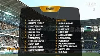 International Friendly/ /Nigeria Vs Algeria