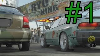 Let´s Play Need for Speed Pro Street #1 German/Deutsch