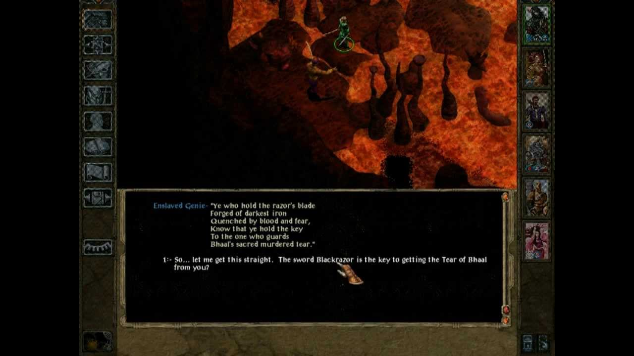 Sword Coast Stratagems For Baldur S Gate 2 Walkthrough Hell