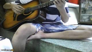 con duong hanh phuc - thuy chi  guitar by HuyGao