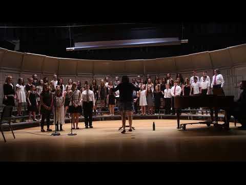 Mangwani Mpulele - Wall Intermediate School Choir