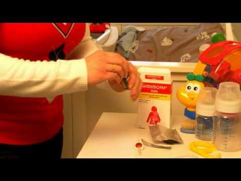Бифиформ Бэби - живые пробиотики для жизни!