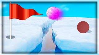 NAJGORA LEDENA TROLL MAPA ❗️️ - Golf It /w Tin , Dedeezy