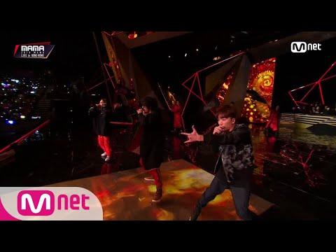 Tiger JK & Yoonmirae & BIZZY_Mantra│2018 MAMA In HONG KONG 181214