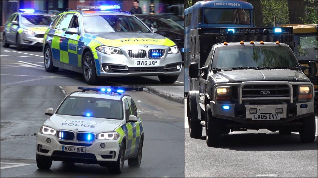 Police responding BEST OF 2017