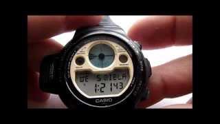 Casio Islamic Prayer Compass CPW 310 Wristwatch