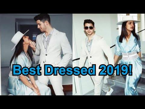 Priyanka Chopra and Nick Jonas named People's Best dressed 2019 Mp3