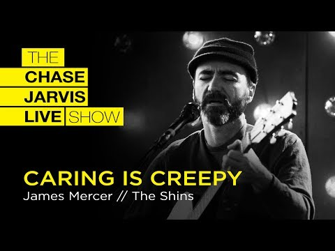 """""""Caring Is Creepy"""" James Mercer of The Shins 