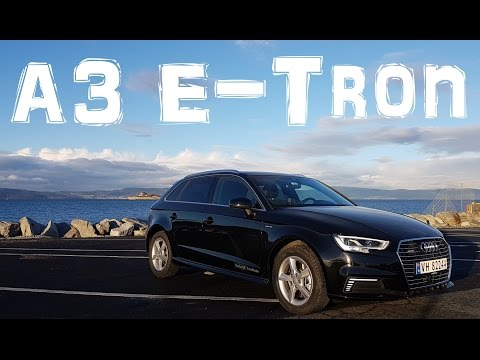 2017 Audi A3 E-Tron Review