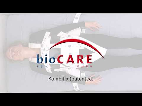 bioCARE - Kombifix (patented) restraint system