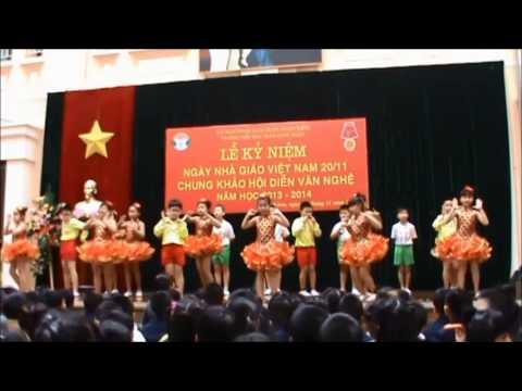 Trường Tiểu học Trần Quốc Toản tổng kết HKI năm học 2013 - 2014