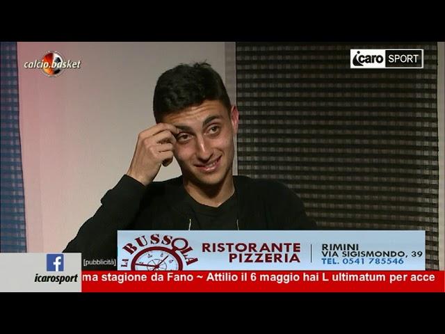 Icaro Sport. Calcio.Basket del 23 aprile 2018 - 3a parte