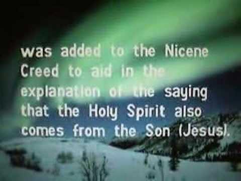Trinity Doctrine, A False Teaching Of Man, Council of Nicaea