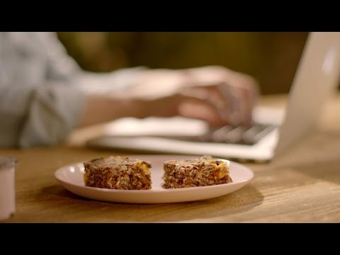 Breakfast bars 2.0 recipe - Simply Nigella: Episode 2 - BBC Two
