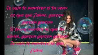 Selena Gomez Do It Traduction Française