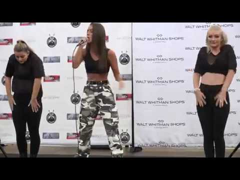 HOME WITH YOU - Madison Beer Cover - JENNA ROSE LIVE AT WALT WHITMAN MALL