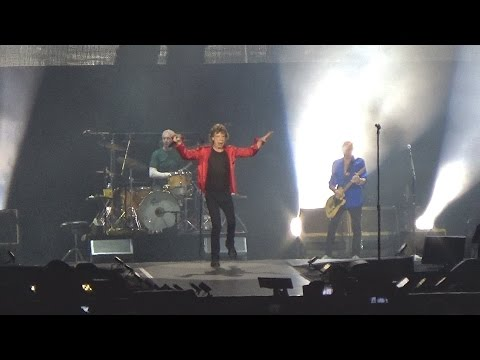 The Rolling Stones Mexico 2016 - Let