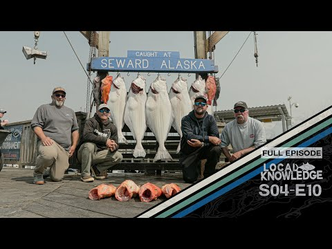 Amazing Alaska Fishery For Halibut Salmon Rock Fish  S4 E10 Midnight Sun Pt2