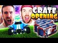 INSANE 1v1 OVERDRIVE CRATE OPENING BATTLE mp3
