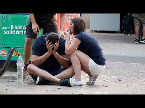 Barcelona attack witness: We heard people screaming