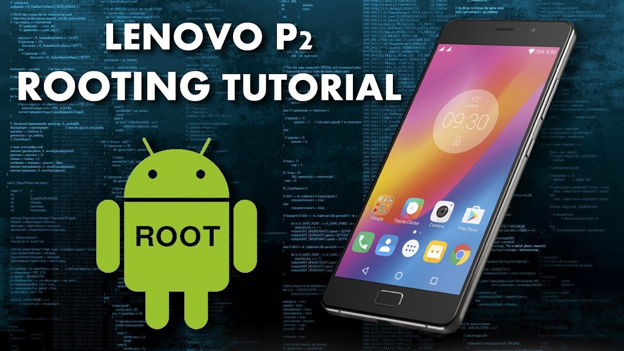How to ROOT LENOVO P2   Install TWRP Recovery   Works on Marshmallow Only