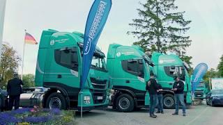 Международный автопробег «Голубой коридор — Газ в моторы 2019»