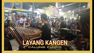LAYANG KANGEN (DIDI KEMPOT) - Calung Funk Malioboro Street Musician