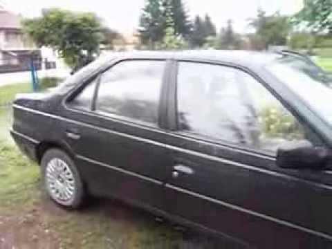 Peugeot 405 1.6 - partenza a freddo
