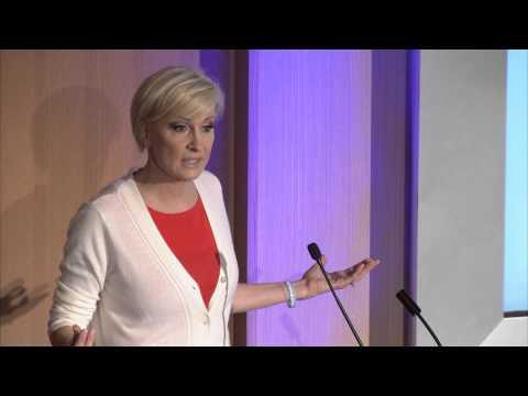 Mika Brzezinski of MSNBC's Morning Joe - Know Your Value
