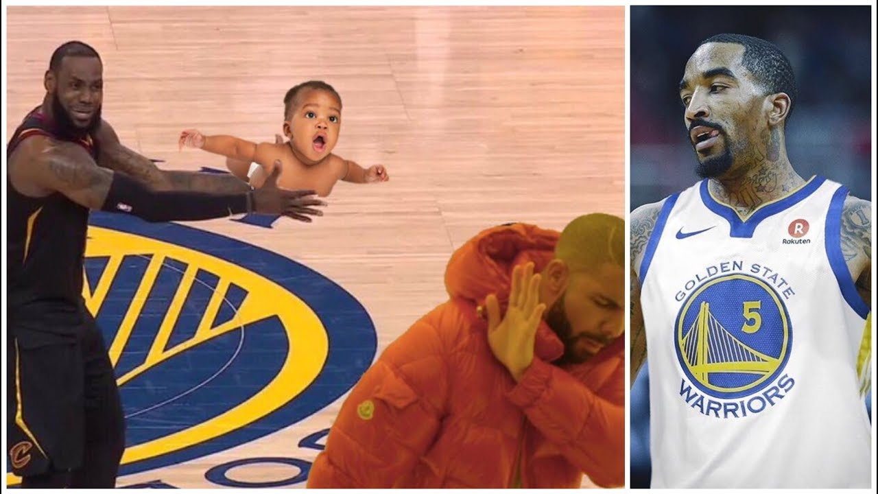 3b1da3193f9 Best memes after JR Smith's blunder in Game 1 😂 - YouTube