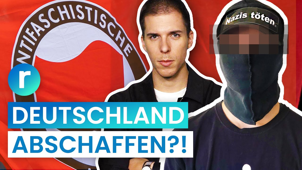 Antifa: Was wollen Linksradikale? I reporter