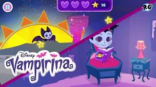 Vampirina - Soaring through space / Volando por el espacio - Disney Junior